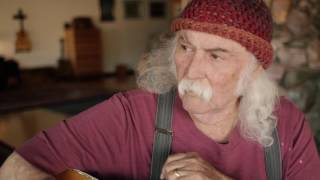 David Crosby Talks About His Impressive Acoustic Guitar Coll...