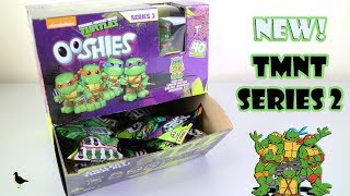 Series 2 Ninja Turtles Ooshies Blind Bag Opening Limited Edition Found! | Birdpoo Reviews