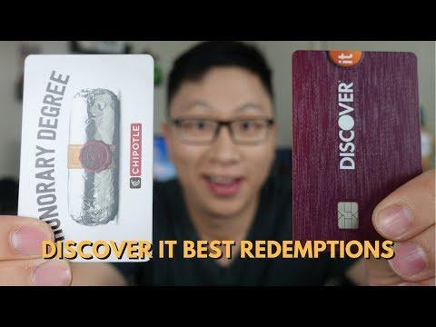Best Redemption Options for Discover It Cash Back