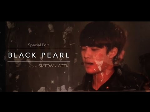 "[LIVE] EXO「Black Pearl」Special Edit. from SMTOWN WEEK ""Christmas Wonderland"""