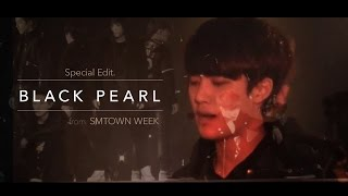 "[LIVE] EXO「Black Pearl」Special Edit. from SMTOWN WEEK ""Christmas Wonderland"""