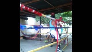 Boxeo Jhon blanco