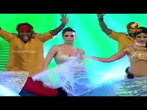 Shweta Bhardwaj performance - Adda Audio Launch - Sushanth, Jhanvi