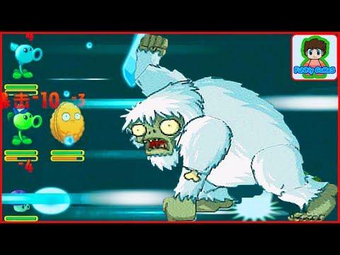 Китайская версия игры Растения против зомби Plants vs zombies 2 От Фаника
