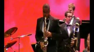 Repeat youtube video TANK! Presented by the GCSU Jazz Band