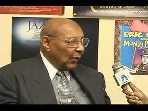 Louis Stokes - Former United States House of  Representative