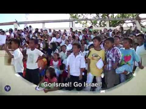 IDF Aid Delegation Returns from the Philippines