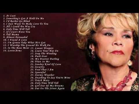 Etta Jamess Greatest Hits Full Album  Best Songs Of Etta James