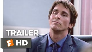 The Big Short Official Trailer #2 (2015) - Christian Bale, Brad Pitt Movie HD