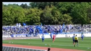 FC町田ゼルビア vs. JリーグU-22選抜(2015J3リーグ第7節)