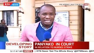 KNUN Secretary General Panyako to be charged in court