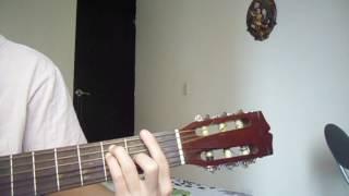 KARAOKE en guitarra- Vicente Garcia Carmesí