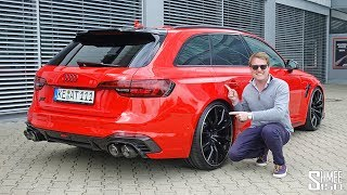 The Abt RS4+ is What the Audi RS4 Should Have Been!