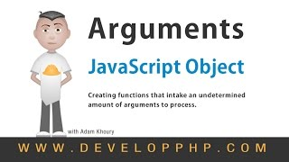 JavaScript Arguments Object Function Tutorial