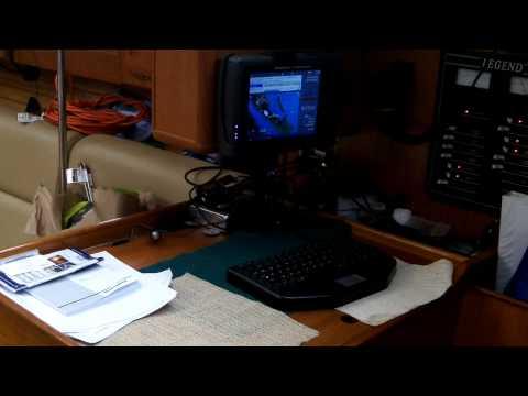Marine NEMA Custom Computer Navigation // Communication System