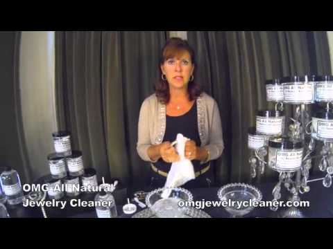 How To Clean Your Alex and Ani - OMG All Natural Jewlery Cleaner!