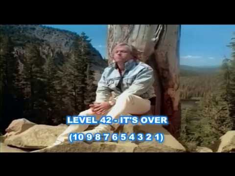 Level 42 -  It´s Over (Karaoke)