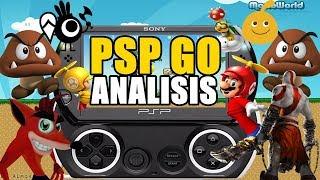 PSP Go Análisis - aun Vale la Pena?