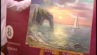 Как нарисовать  морской пейзаж(how to draw a seascape)