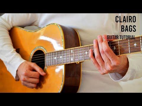 Clairo – Bags EASY Guitar Tutorial With Chords / Lyrics