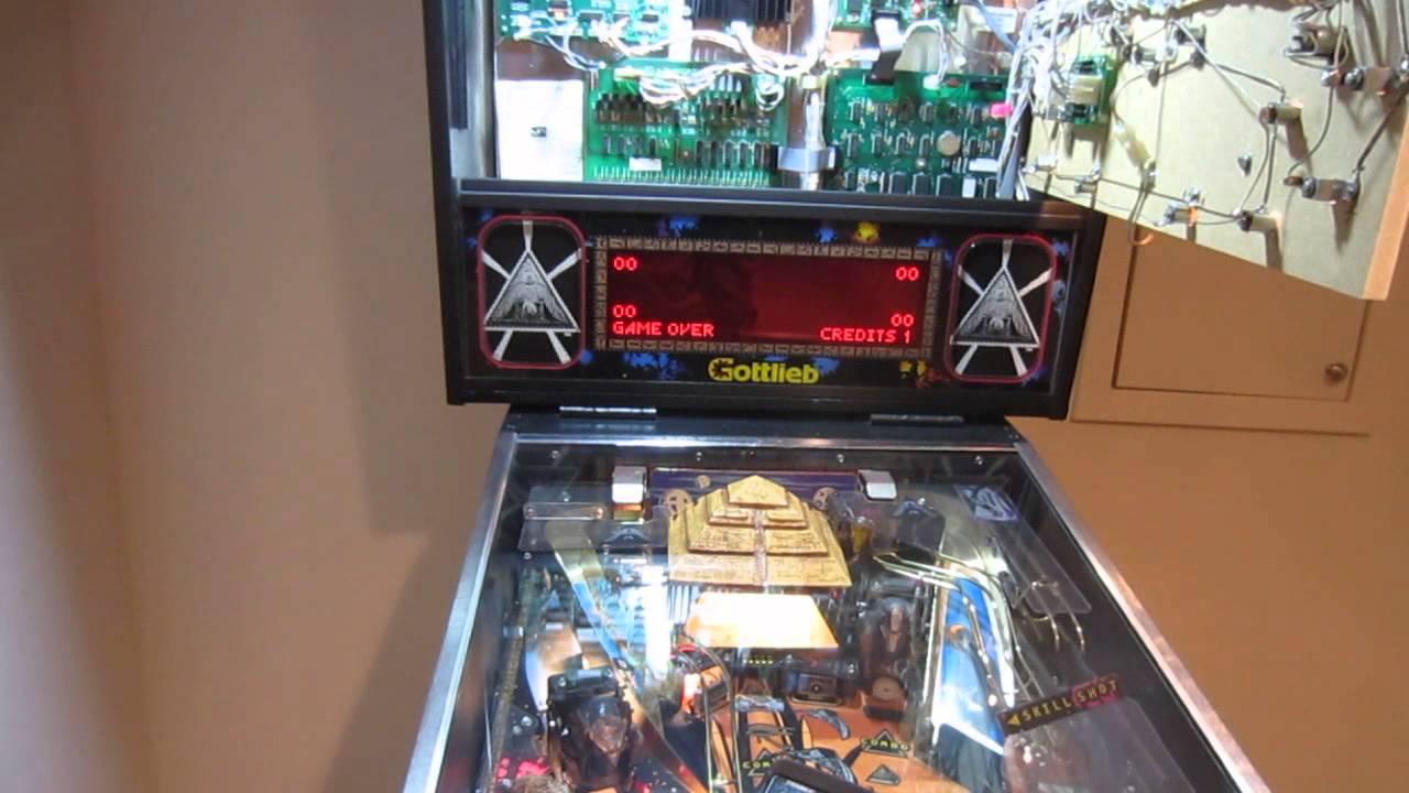 PINBALL: Gottlieb System 3 Gottlieb System3 Repair 1989-1996