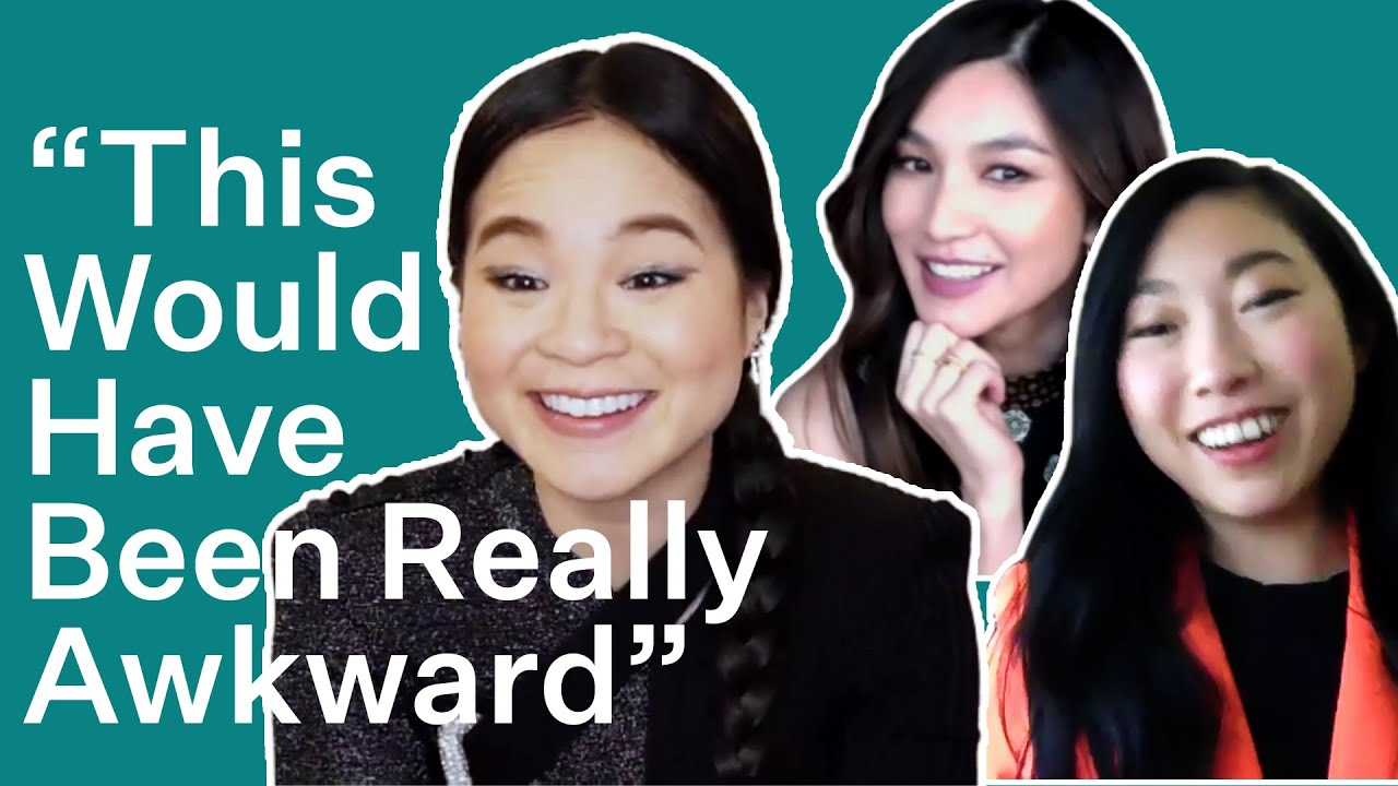 Awkwafina, Kelly Marie Tran & Gemma Chan Test Their Friendship | Bustle