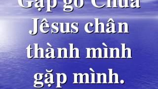 Gap go Chua Jesus