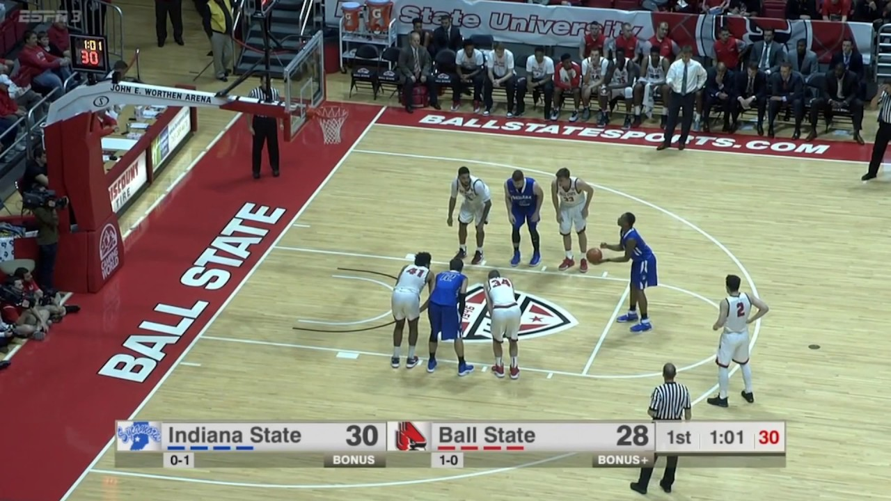 Image result for indiana state vs ball state