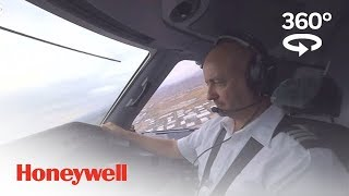 Honeywell Connected Aircraft in 360° | The Connected Aircraft | Honeywell Aviation