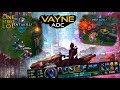 VAYNE ADC S8 | Runas y objetos (Gameplay)