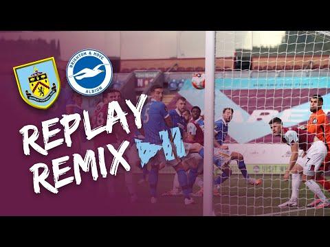 VAR PLAYS PART ON FINAL DAY | REPLAY REMIX | Burnley v Brighton 2019/20