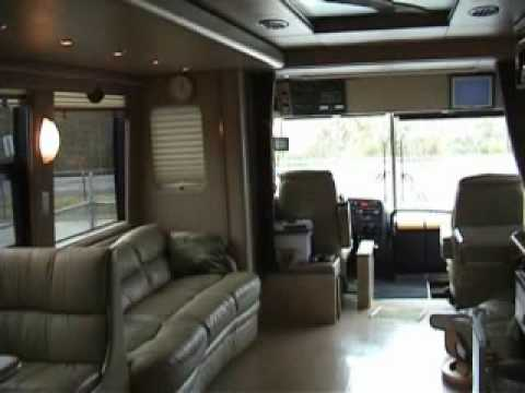 Tour Bus For Sale >> Bus For Sale This Used Bus Is Named Jade A Cool 2005 Prevost