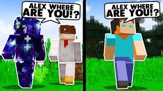 Minecraft Steve Saga - WE HAVE TO FIND ALEX FIRST