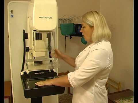 В городской больнице заработал маммограф