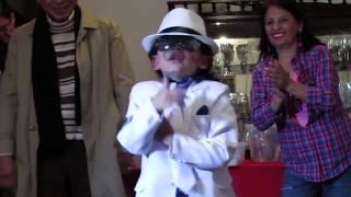 Mini Michael Jackson Peruano: Fabian Paz - Smooth Criminal
