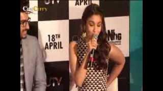 '2 States' Trailer Launch│Arjun Kapoor, Alia Bhatt
