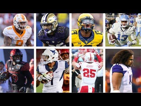 Philadelphia Eagles 2017 Draft Class Compilation/Highlights ᴴᴰ