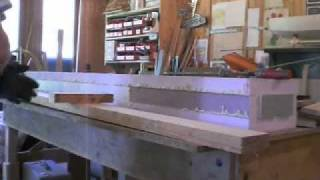 Styrofoam Steambox For Hot Bending Wood