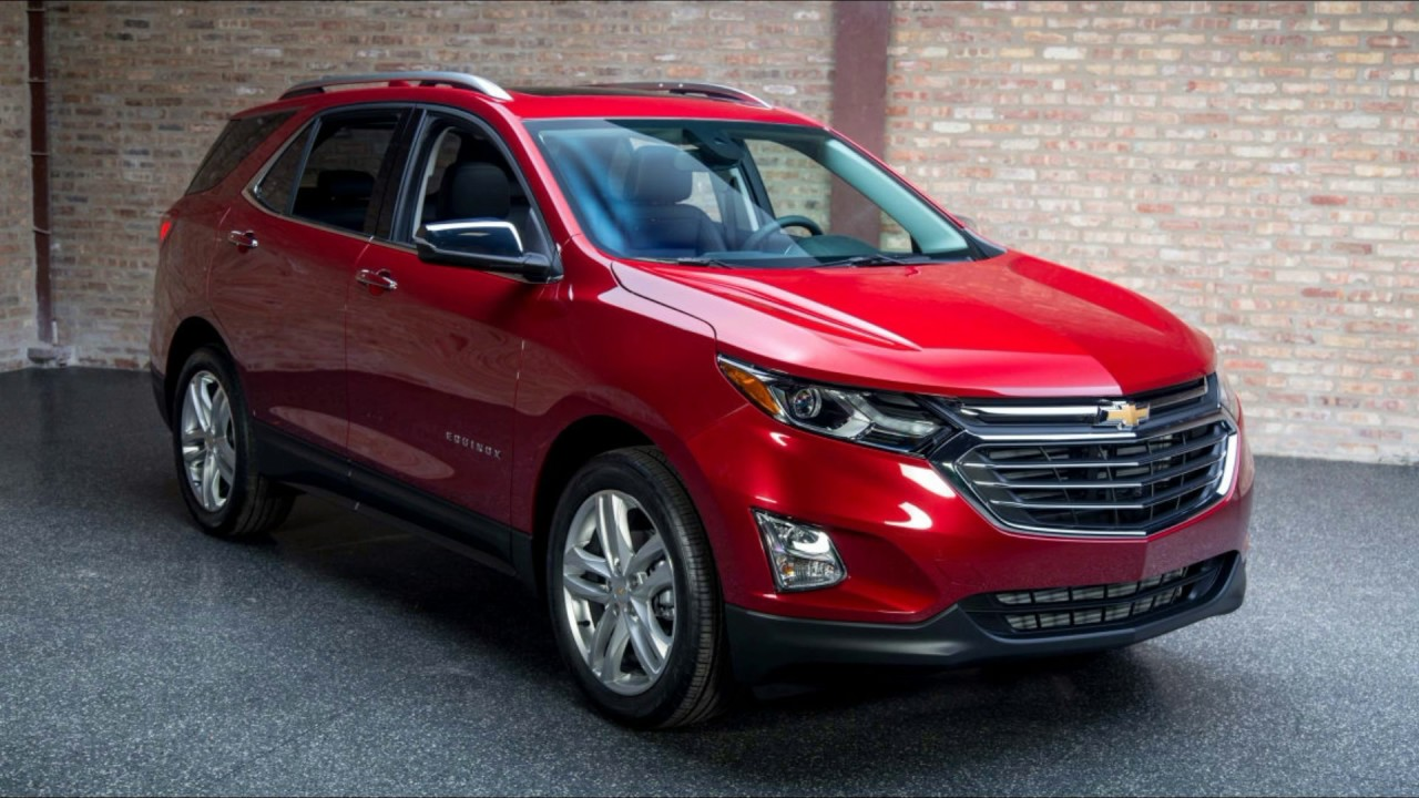 Novo Chevrolet EQUINOX - 2018 - Avaliaçao do SUV Mais ...