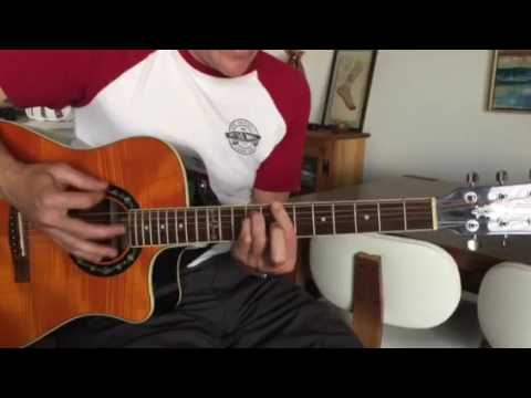 Four Strong Winds in Key of A instructional video - YouTube