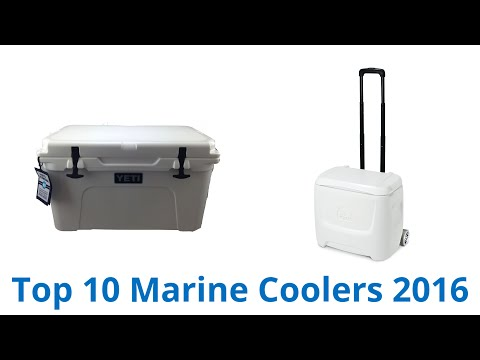 10 Best Marine Coolers 2016