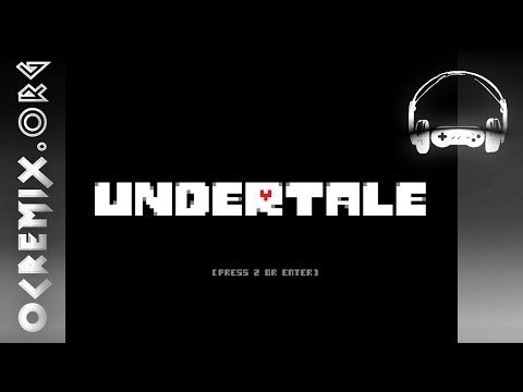 OC ReMix #3267: Undertale 'Golden Flowers' [SAVE the World, His Theme] by OverClocked University