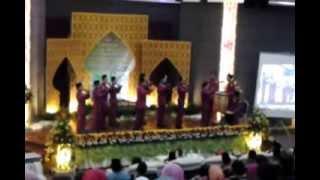 nasyid KSKB kuching sarawak 2013 (winner)