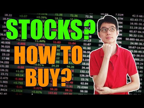 How To Buy Stocks In Singapore | DBS Vickers Step By Step Tutorial