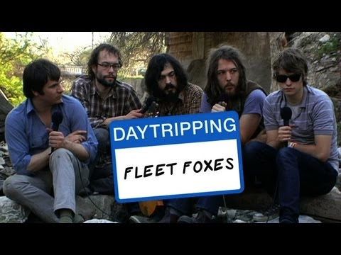 Fleet Foxes - SXSW 2008 - Daytripping