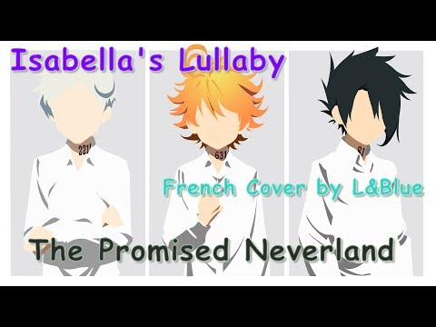 The Promised Neverland : Isabella's Lullaby - French Cover