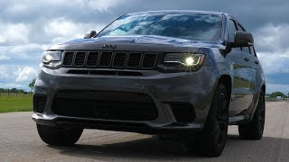 HPE1000 Jeep Trackhawk in Action