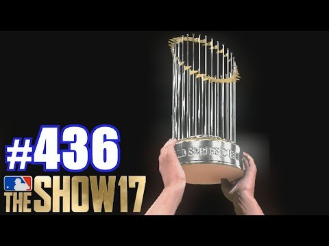 CUBS WIN FIRST WORLD SERIES SINCE 1908! | MLB The Show 17 | Road to the Show #436