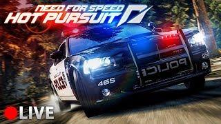 NFS Hot Pursuit (2010) | Full Game Stream - Cop Career