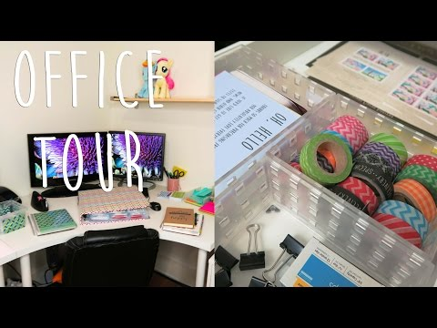 Oh, Hello Stationery Co. Office Tour